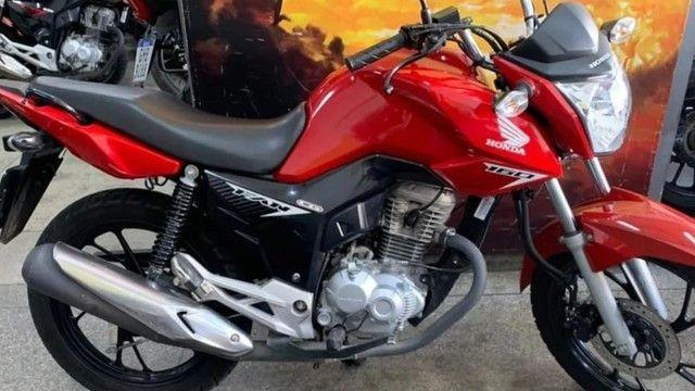 Honda Cg fan flex 160 2020 impecável - Foto 3