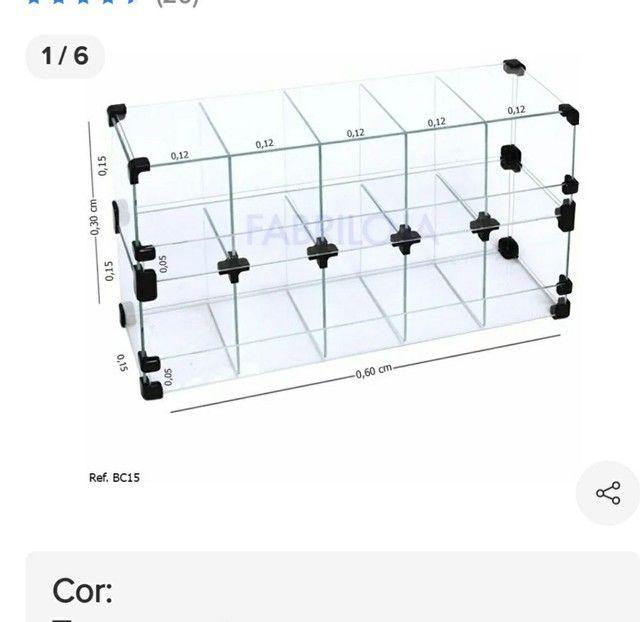Reforma de modulados de vidros - Foto 2