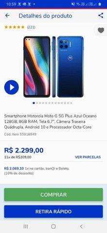 Moto G 5G plus  - Foto 2