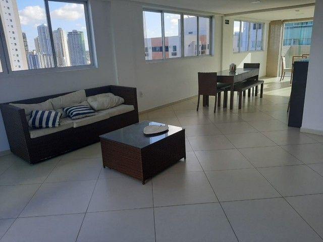 Apartamento para alugar com 2 dormitórios em Tambaú, João pessoa cod:010010 - Foto 6