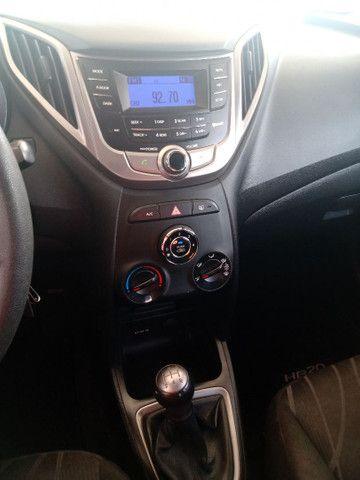Hyundai HB20 2015 comfort plus TOP lindo - Foto 14