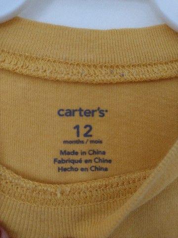 Duas camisetas Carter's - Foto 4