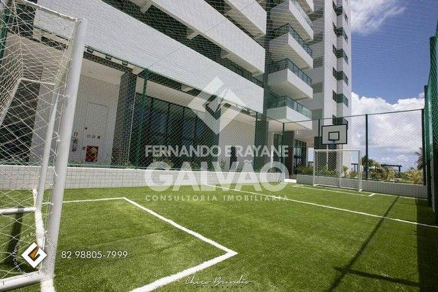Apartamento para venda tem 114 metros quadrados com 3 quartos em Guaxuma - Maceió - AL - Foto 3