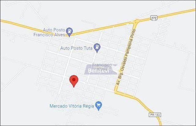 Casa à venda, 69 m² por R$ 50.986,41 - Centro - Francisco Alves/PR - Foto 3