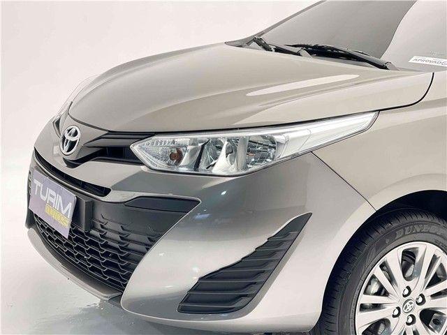 Toyota Yaris 2020 1.5 16v flex xl plus connect multidrive - Foto 4