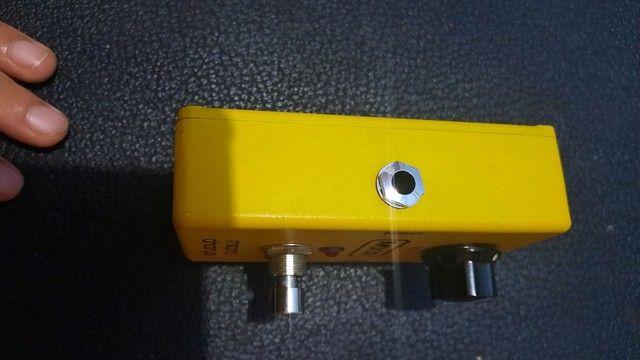 Pedal MXR Micro Chorus - Foto 4
