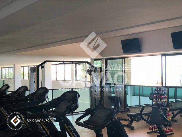 Apartamento para venda tem 114 metros quadrados com 3 quartos em Guaxuma - Maceió - AL - Foto 16