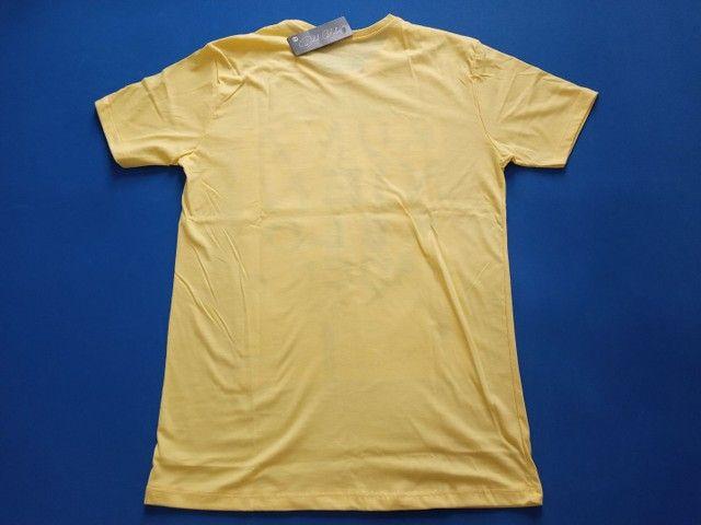 Camisa original Old Rules tamanho G - Foto 2