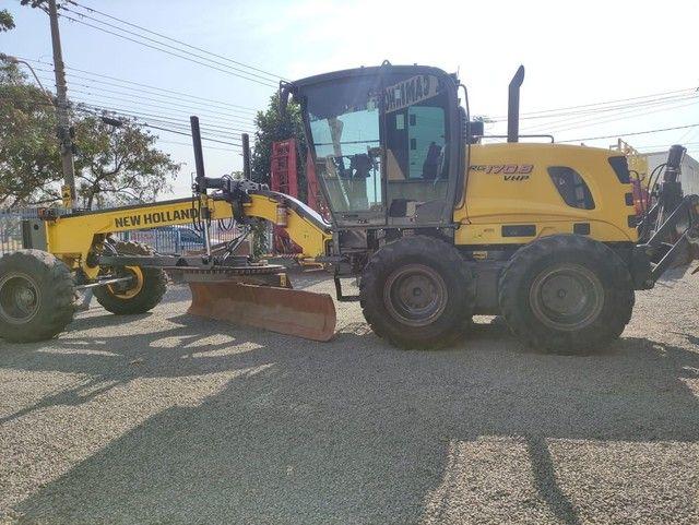 Patrol New Holland RG170b