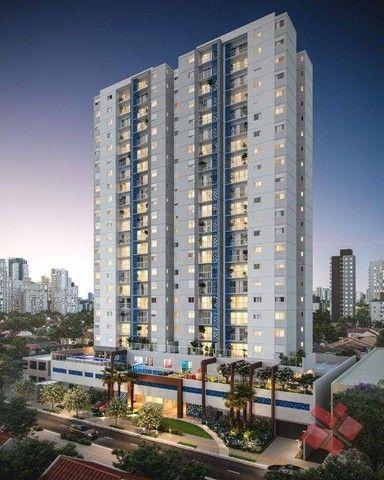 Apartamento com 2 dormitórios à venda, 77 m² por R$ 327.042,17 - Setor Aeroporto - Goiânia - Foto 7
