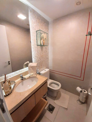 Apartamento Bosque das Flores,142 m²,Luciano Cavalcante - Foto 7