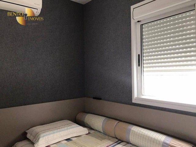 Apartamento com 3 dormitórios à venda, 106 m² por R$ 750.000,00 - Areão - Cuiabá/MT - Foto 11