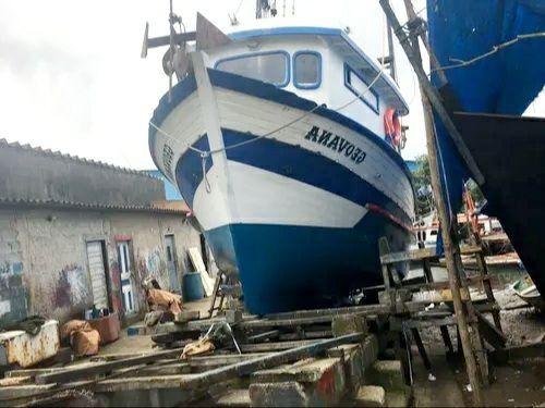 Barco de pesca (Camarão)