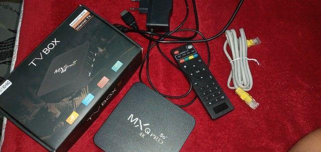 TV box Qpro 5G 4k - Foto 2
