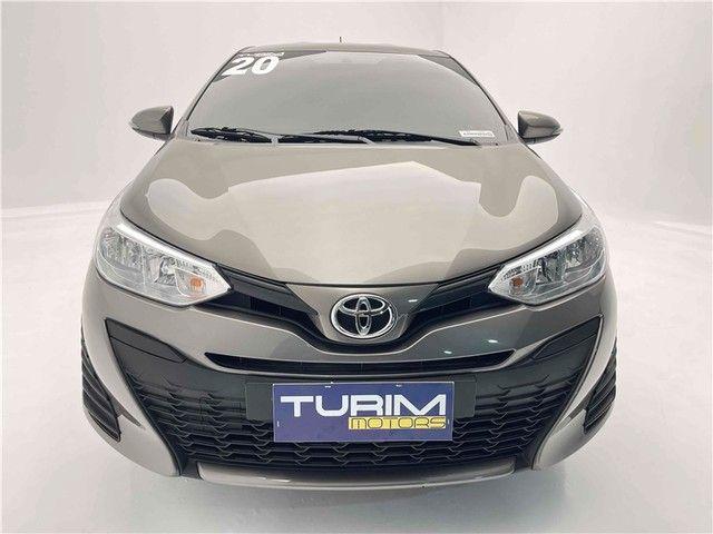 Toyota Yaris 2020 1.5 16v flex xl plus connect multidrive - Foto 2