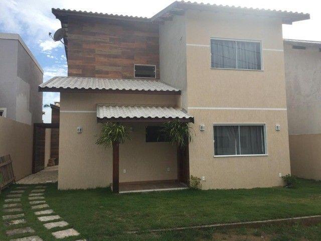 Casa duplex em condomínio solar dos cantarinos, com 5 quartos, piscina e churrasqueira - Foto 11