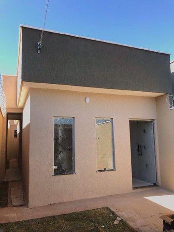 Casa Nova 2 quartos, suite no setor Residencial Elizene Santana - Goiânia - GO - Foto 2
