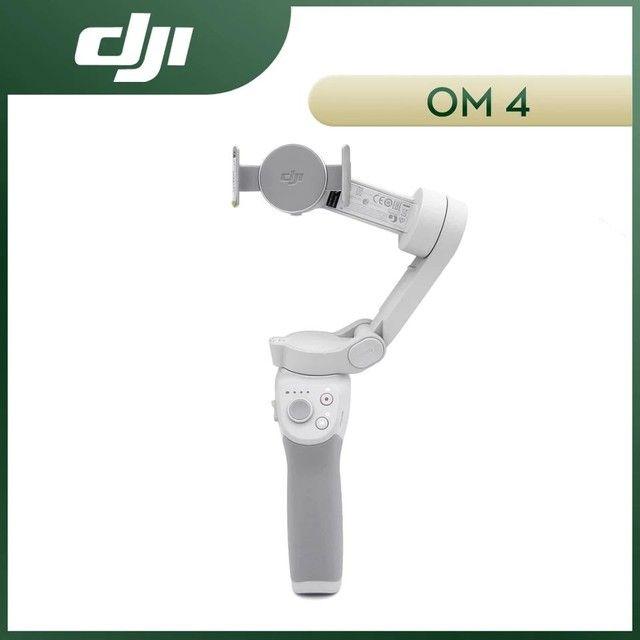 DJI Om4 Smartphone Gimbal Estabilizador Bluetooth 5.0 Osmo 4 - Foto 4