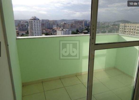 Engenho Novo - Rua Vaz de Toledo - Apartamento - 1ª locação - 2 quartos - JBCH25565 - Foto 4