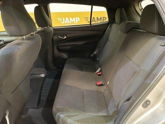 Toyota Yaris HB XL 1.3 Flex Mecânico 2019 - Apenas 18.000km rodados -  - Foto 17