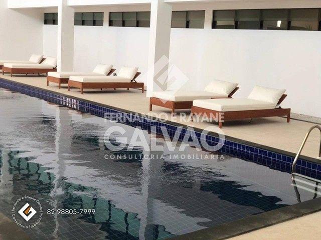 Apartamento para venda tem 114 metros quadrados com 3 quartos em Guaxuma - Maceió - AL - Foto 17