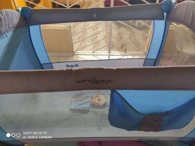 Berço móvel Burigotto Fácil e prático de montar - Foto 4