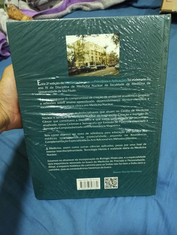 Livro - Medicina Nuclear princípios e aplicações  - Foto 2