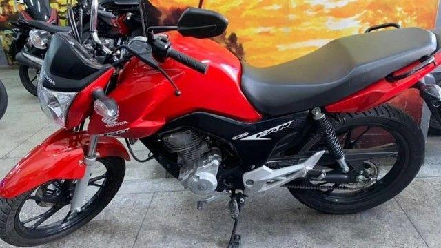 Honda Cg fan flex 160 2020 impecável - Foto 6