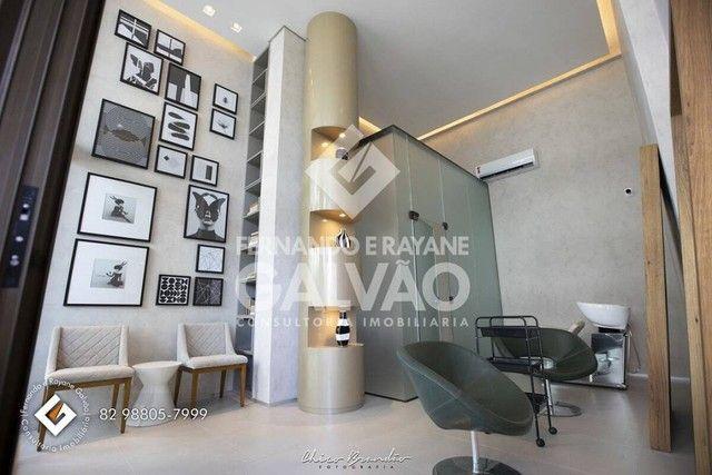Apartamento para venda tem 114 metros quadrados com 3 quartos em Guaxuma - Maceió - AL - Foto 7