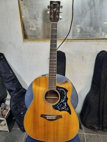 Violão Yamaha FGX-720sca