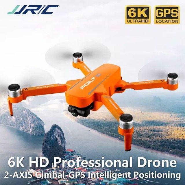 Drone JJRC X17 GPS 5G Dual GIMBAL 6k Grande Promoção
