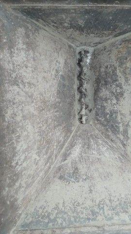 Vendo Máquina Manual de Ensacar Cimento - Foto 4