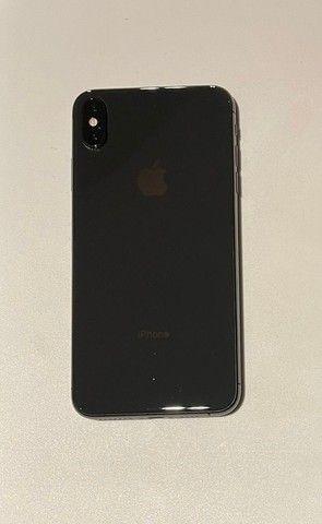 Iphone XS Max 256gb Preto - Foto 2