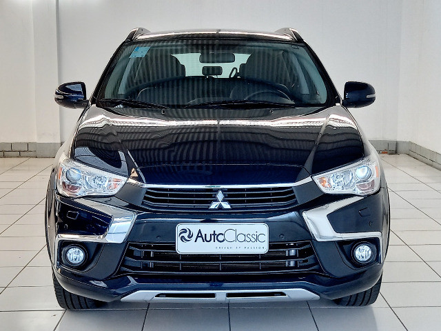 Mitsubishi ASX 2.0 4x4 Top de linha, 38.000 km, teto solar, gps, xenon. único dono!