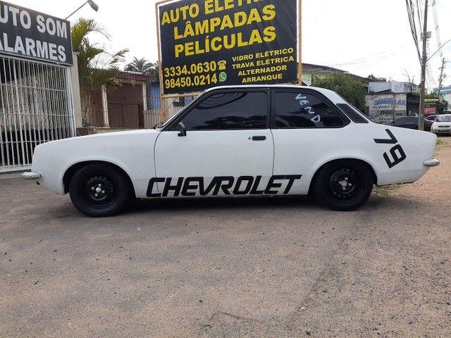 Chevette 78 envelopado - Foto 2