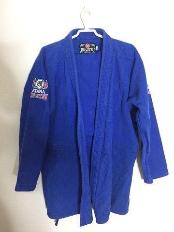 Kimono Azul Atama A3