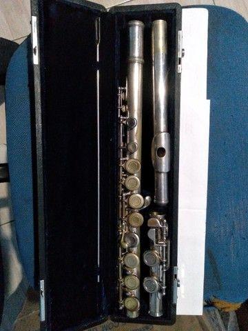 Flauta transversal  - Foto 4