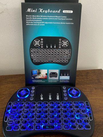Tv box mx9 com mini teclado  - Foto 4