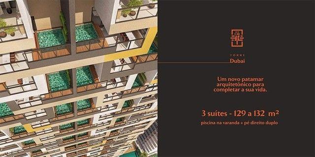 Apartamento 3 suítes plenas Jardim Goiás, piscina privativa, altíssimo padrão. - Foto 7