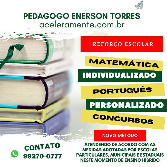 Reforço Escolar - Matemática e Português