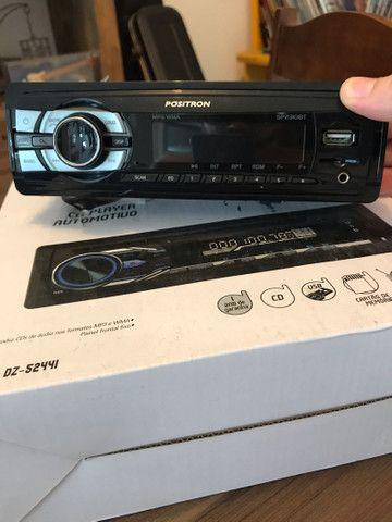 CD player+USB+Aux Autom Positron