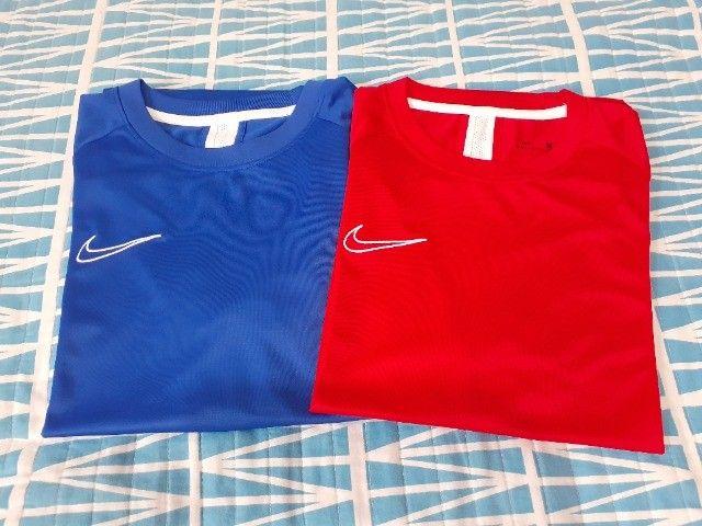 2 Nike Dry Fit (G) Originais