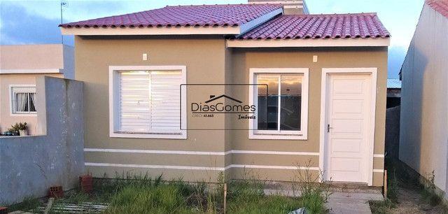 Casa à venda com 2 dormitórios em Areal, Pelotas cod:DG404