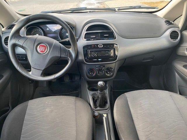 Fiat Punto 2013, motor 1.6, direção hidráulica, ar condicionado e mais!  - Foto 9