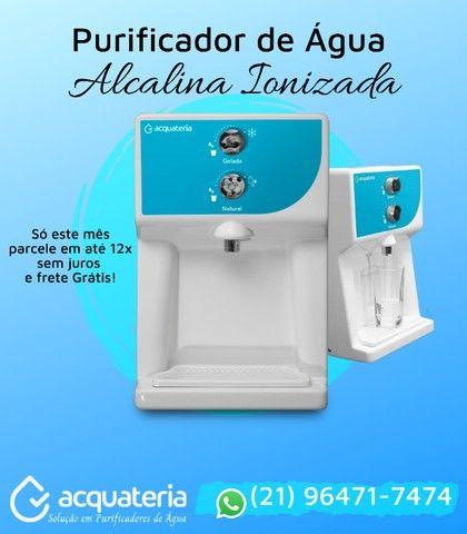 Purificador de Água Alcalina Ionizada - Foto 4