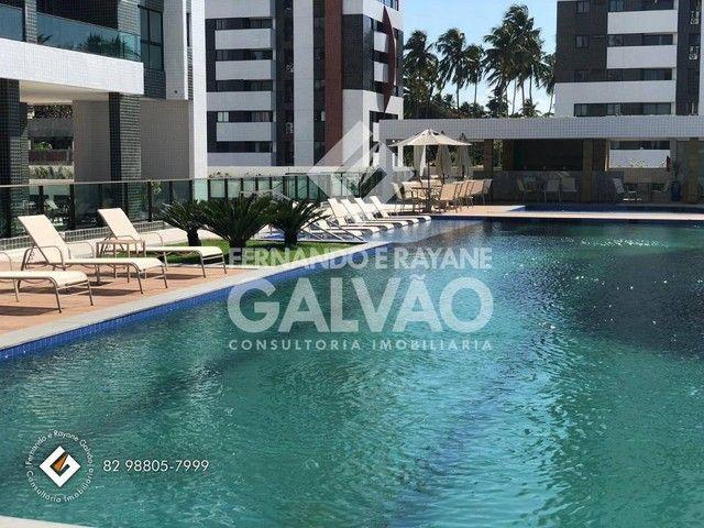 Apartamento para venda tem 114 metros quadrados com 3 quartos em Guaxuma - Maceió - AL - Foto 18