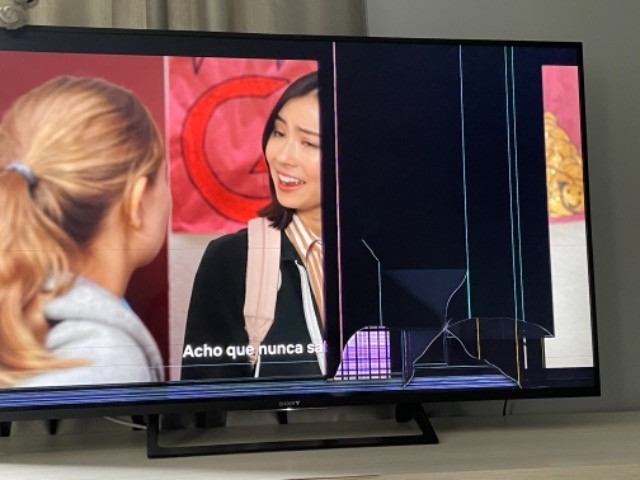 Tv lcd 52 polegadas Sony smart