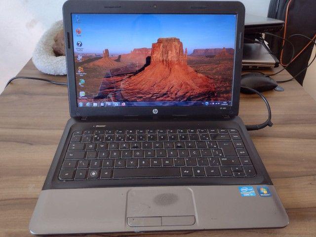 Notebook HP i3 2370 8 GB RAM HD 500Gb