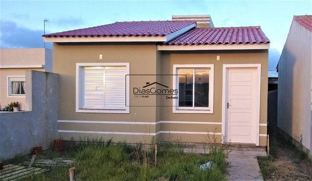 Casa à venda com 2 dormitórios em Areal, Pelotas cod:DG404 - Foto 2