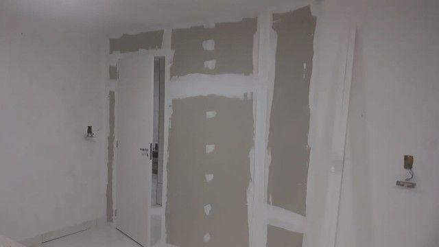 Paredes feitas com drywall  - Foto 2